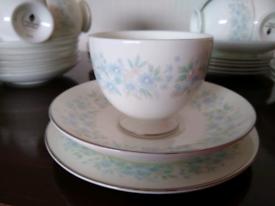 Wedgewood Wyndham China tea set