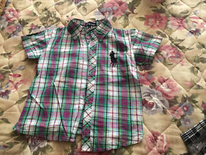 Polo Ralph Lauren Shirts kids size XXL
