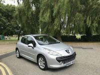 2008 Peugeot 207 1.6 HDI Sport Diesel 5 Door Hatchback (£30 A Year Road Tax)
