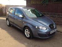 2010 (60) Seat Altea 1.9TDI S 5 Door MPV Diesel Manual