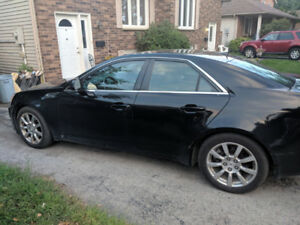 2008 Cadillac CTS 4 loaded