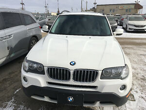 2010BMW X3 28i PANORAMIC SUNROOF, ALL WHEEL DRIVE,  BLUETOOTH,