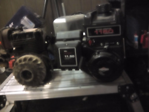 2 briggs and stratton engines