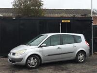 RENAULT GRAND SCENIC AUTOMATIC + 7 SEATER +