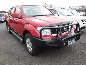 2010 Nissan Navara 4x4 Ute Horsham Horsham Area Preview