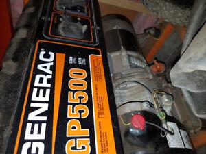 Generac 5500 watt generator