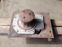 Land Rover series 2/3 capstan winch