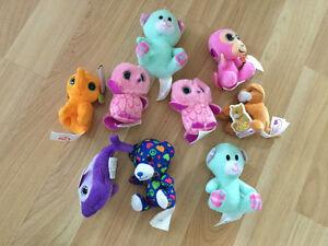 Mini Beenie toys