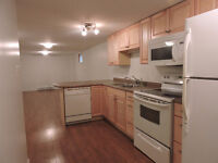 Large one bedroom heat and lights included
