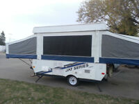 2008 Jayco J-Series Tent Trailer