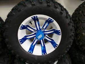 12INCH PREMIUM GOLF CART WHEEL AND TIRE PACKAGES