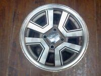 4x Roues Mags Wheels - TOYOTA Celica Supra 1982 - 1986 oem