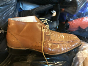 Mens Leather shoe - Stacy Adams  size 11.5 M