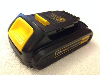 New Dewalt DCB207 20V Max Battery Lithium Ion Li-Ion 20 Volt