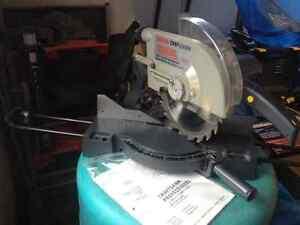 Craftsman heavy duty compound miter saw