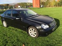 2006 mercedes c180 kompressor fsh FREE WARRANTY Immaculate automatic not bmw, audi,vw,