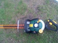 Petrol Powered Hedge Trimmer