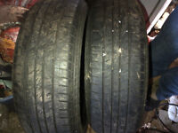 """235 65 17"""" Tires are in Digby"""