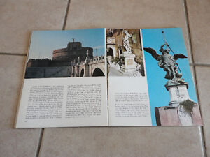 LOT OF 2 BOOK ALL ROME THE VATICAN AND SISTINE CHAPEL & ROME London Ontario image 8