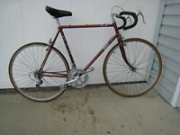 Raleigh Grand Prix, 12 speed Road Bike - Vintage 1975.