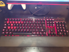 Corsair K70 Mechanical Gaming Keyboard