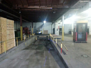 WAREHOUSE AND WORKSHOP FOR RENT