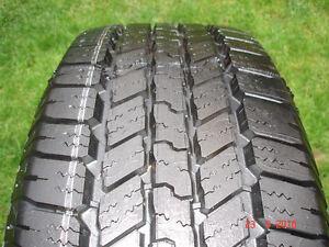 4- Goodyear Wrangler tires LT265/70R/18 SR/A , load range E