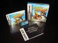 GAME BOY ADVANCE+DS LITE-DREAMWORKS-OVER THE EDGE