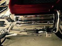 Honda GoldWing Mick-O-Pegs