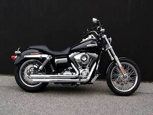 2010 HARLEY-DAVIDSON DYNA SUPERGLIDE CUSTOM Cannington Canning Area Preview