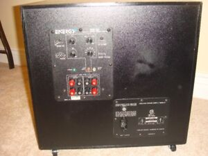 ENERGY ES-12 Powered Subwoofer 150Watts