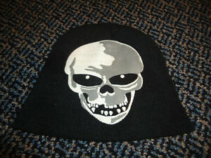 Boys Size 4-7 Skull Toque