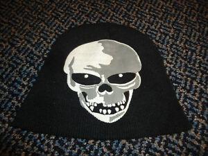 Boys Size 4-7 Skull Toque