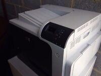 HP Colour LaserJet CP4025 Printer