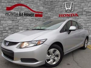 Honda Civic Cpe 2dr Man LX BLUETOOTH 2013
