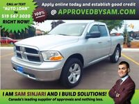 RAM 1500 4X4 - APPLY WHEN READY TO BUY @ APPROVEDBYSAM.COM