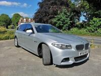 2011 BMW 5 Series 2.0 520d M Sport Touring 5dr