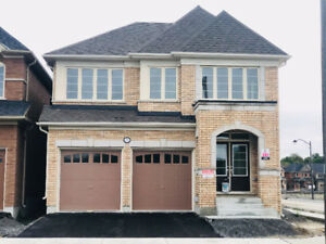 Brand New Corner Double Garage Detached house for rent in Oshawa