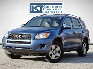2012 Toyota RAV4 4WD|One Owner|Low Kms|Accident Free|