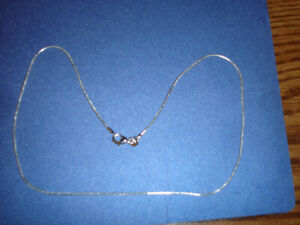 925 Sterling Silver Snake Chain   8 available @ $10.00 each