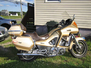 Looking to trade for smaller bike 900cc