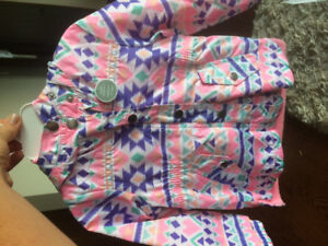 Size 2T girls spring/fall jacket