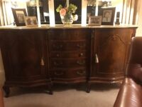Antique French Sideboard SOLD