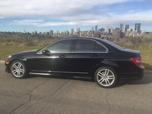 2013 Mercedes C300 4matic