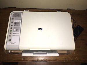 HP Deskjet Printer/Scanner