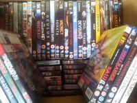 60 horror DVDs