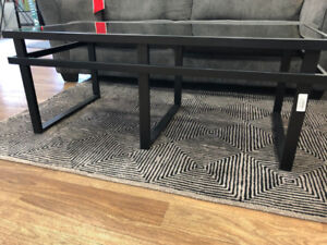 LANEY COFFEE AND END TABLES