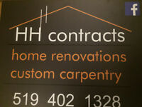 HH contracts & carpentry