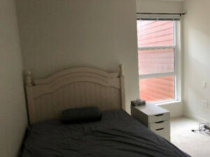 Summer Sublease/Wesbrook UBC/Master Room/August Only