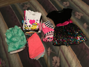 Size 6 summer clothes